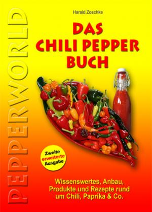 chili pepper buch